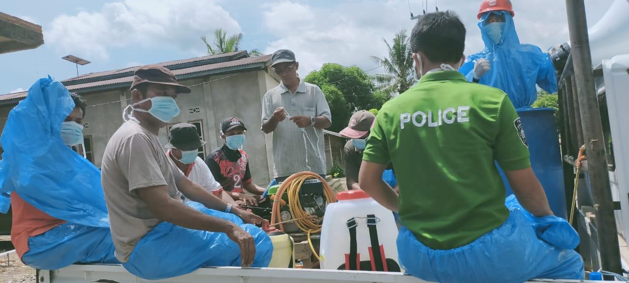 Gambar Desa Leling-Tommo Siapkan Karantina Khusus