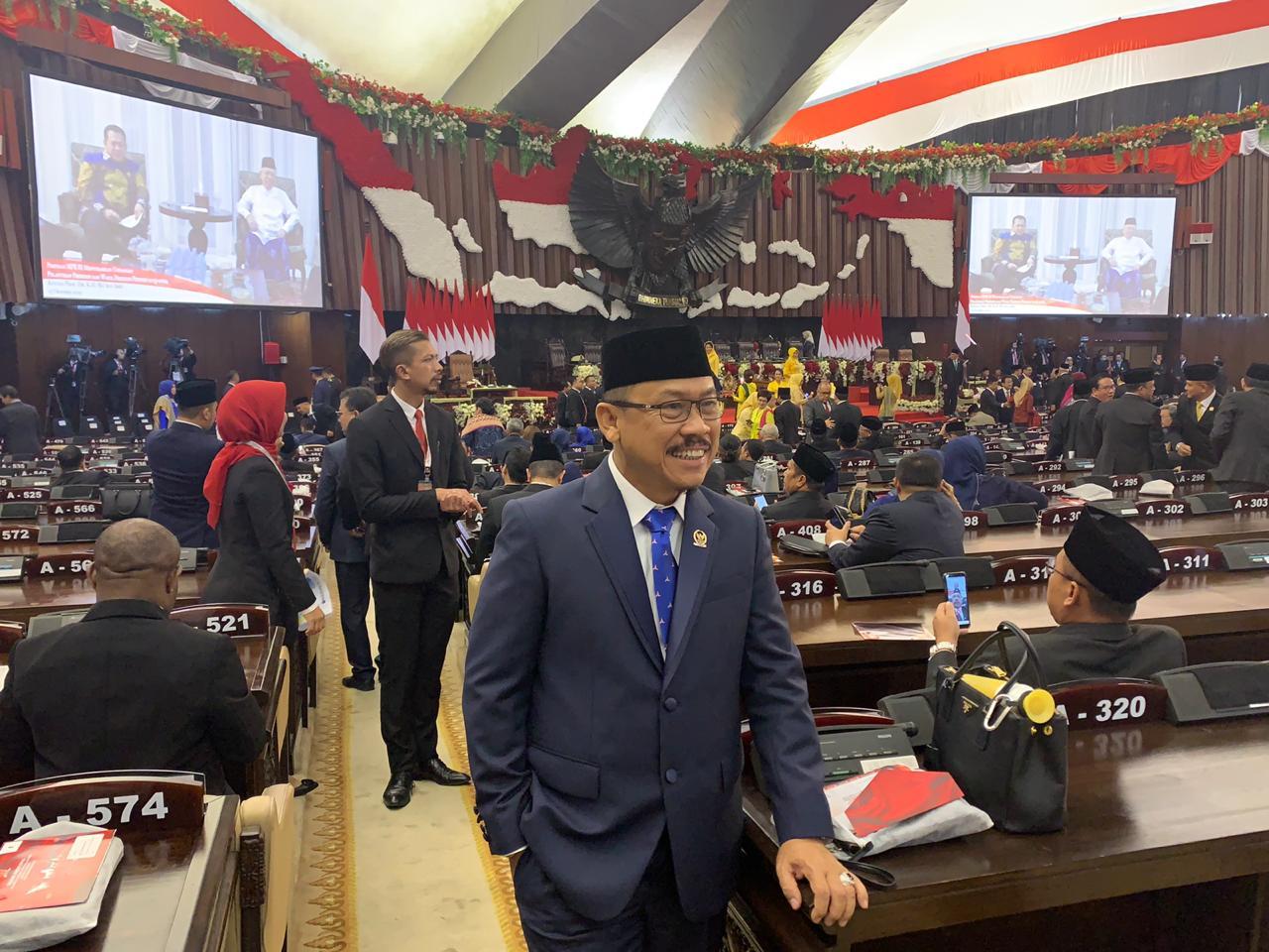 Fraksi Partai Demokrat Tolak Bahas RUU Omnibuslaw Cilaka