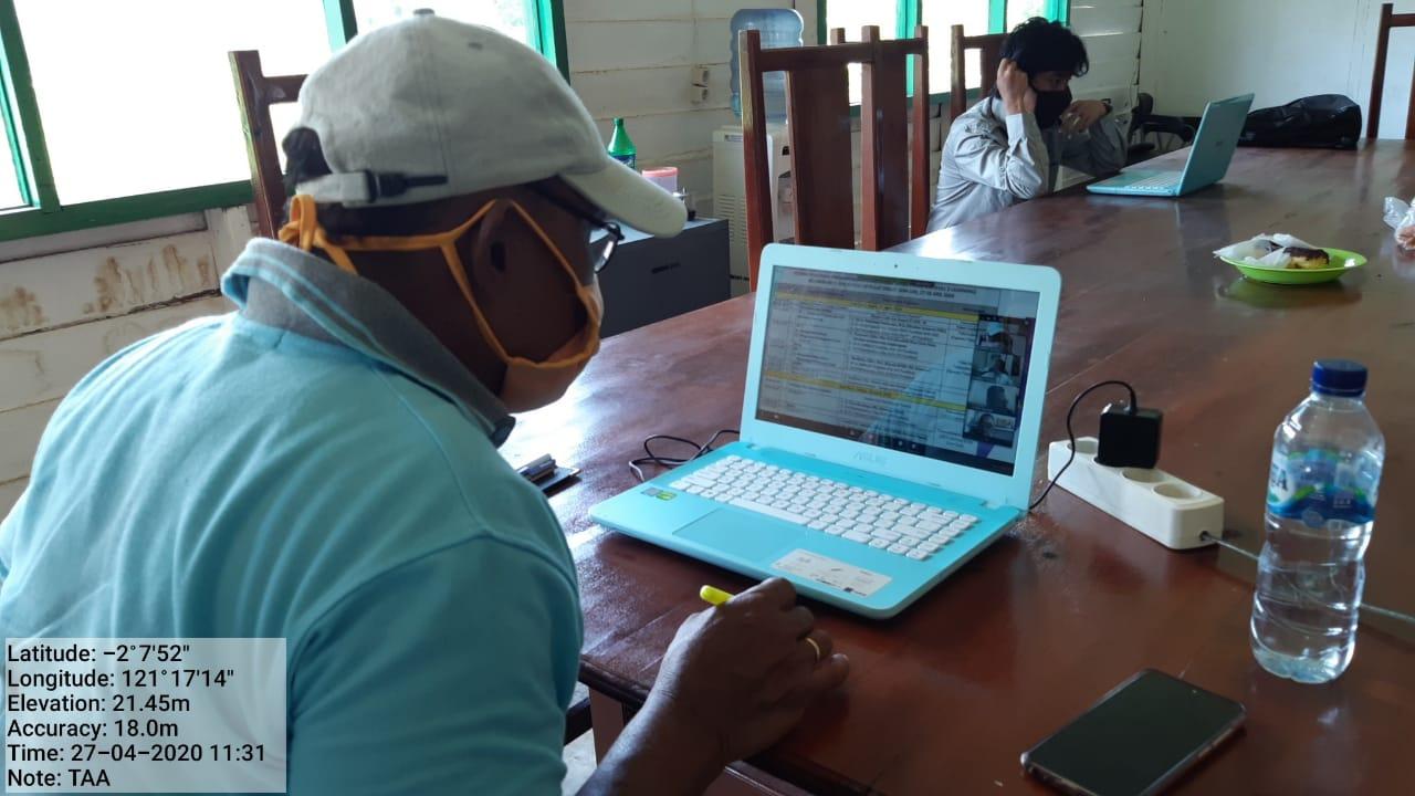 img KLHK Gelar E-Learning