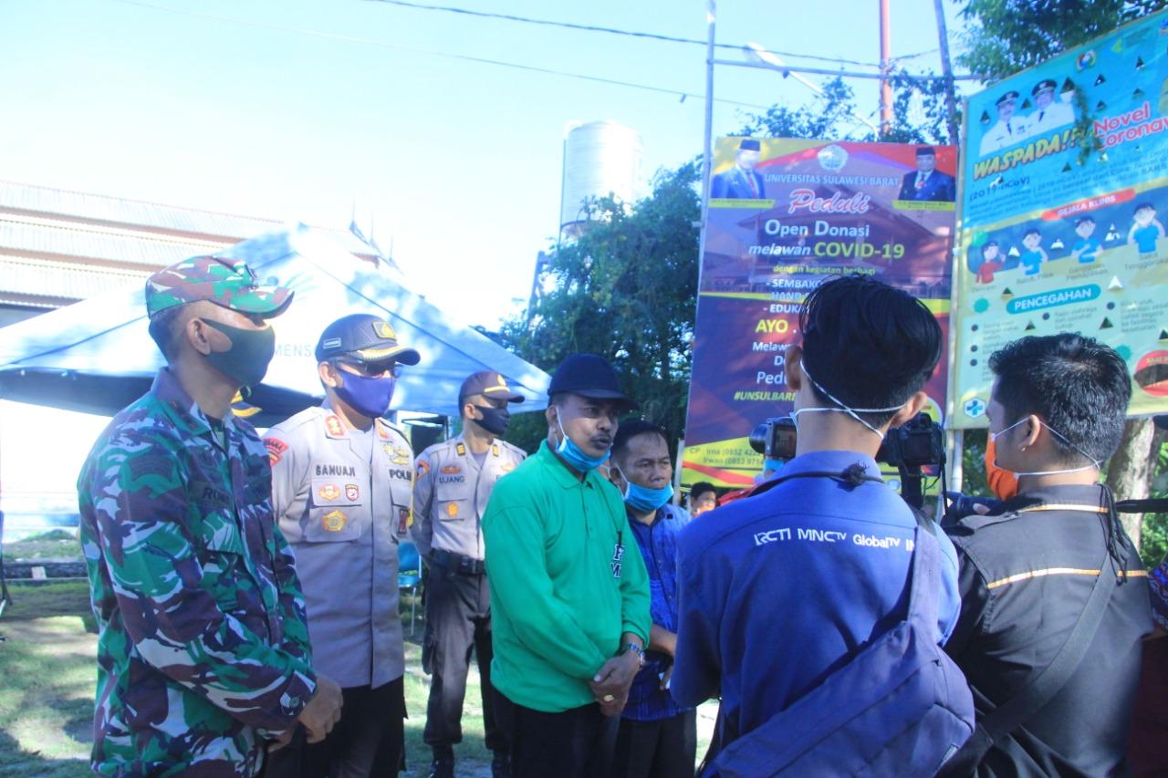 Gambar Bupati Fahmi: Pembatasan Pergerakan Orang untuk Menjaga Warga dari Covid-19