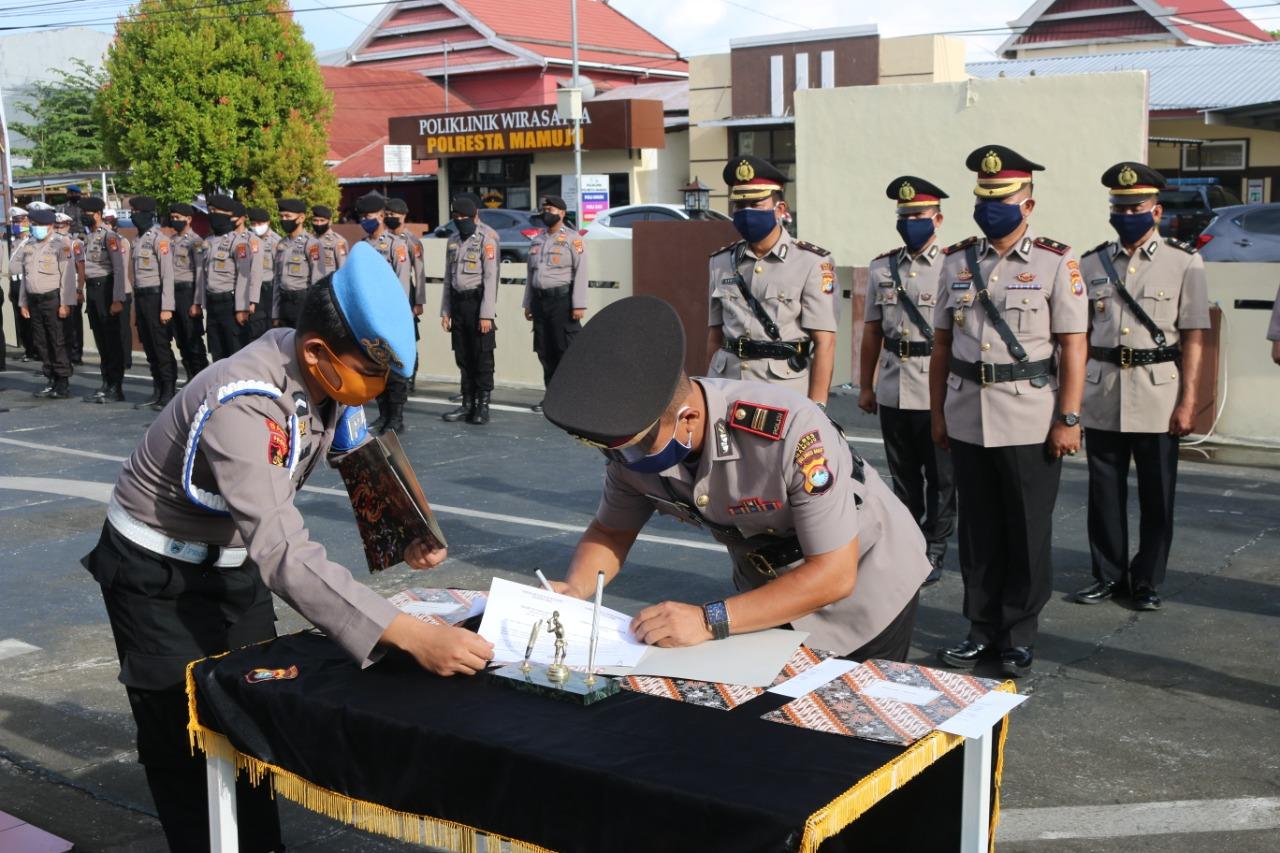 img Kombespol Minarto: Jabatan Adalah Amanah