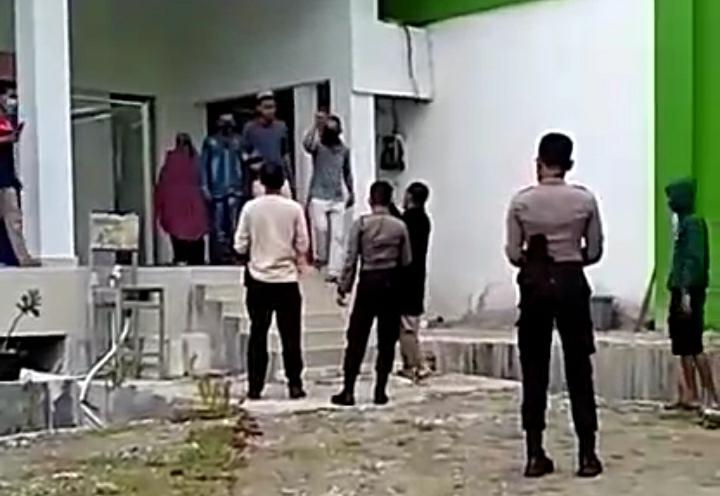 Waduh…3 Pasien Covid-19 Kabur dari RS Regional, Ini Videonya