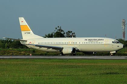 Dukung Distribusi APD, Hari Ini Pesawat Boeing TNI AU Kembali Landing di Mamuju