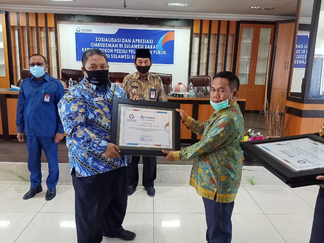 img Setelah Fahmi, Kini Lukman Dapat Penghargaan