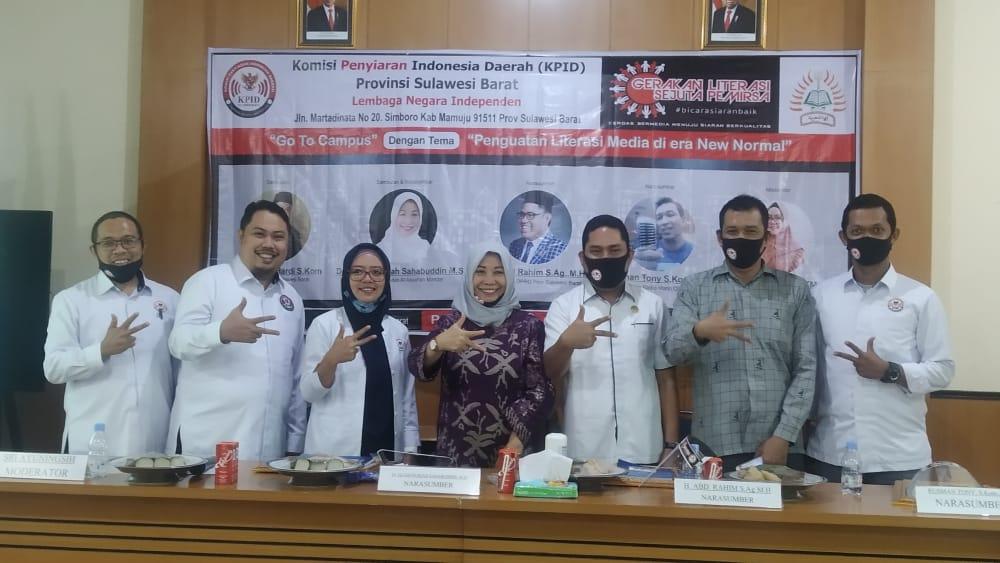 img Abd Rahim : Aspek Penyiaran, Berpengaruh di Tengah Pandemi Covud-19