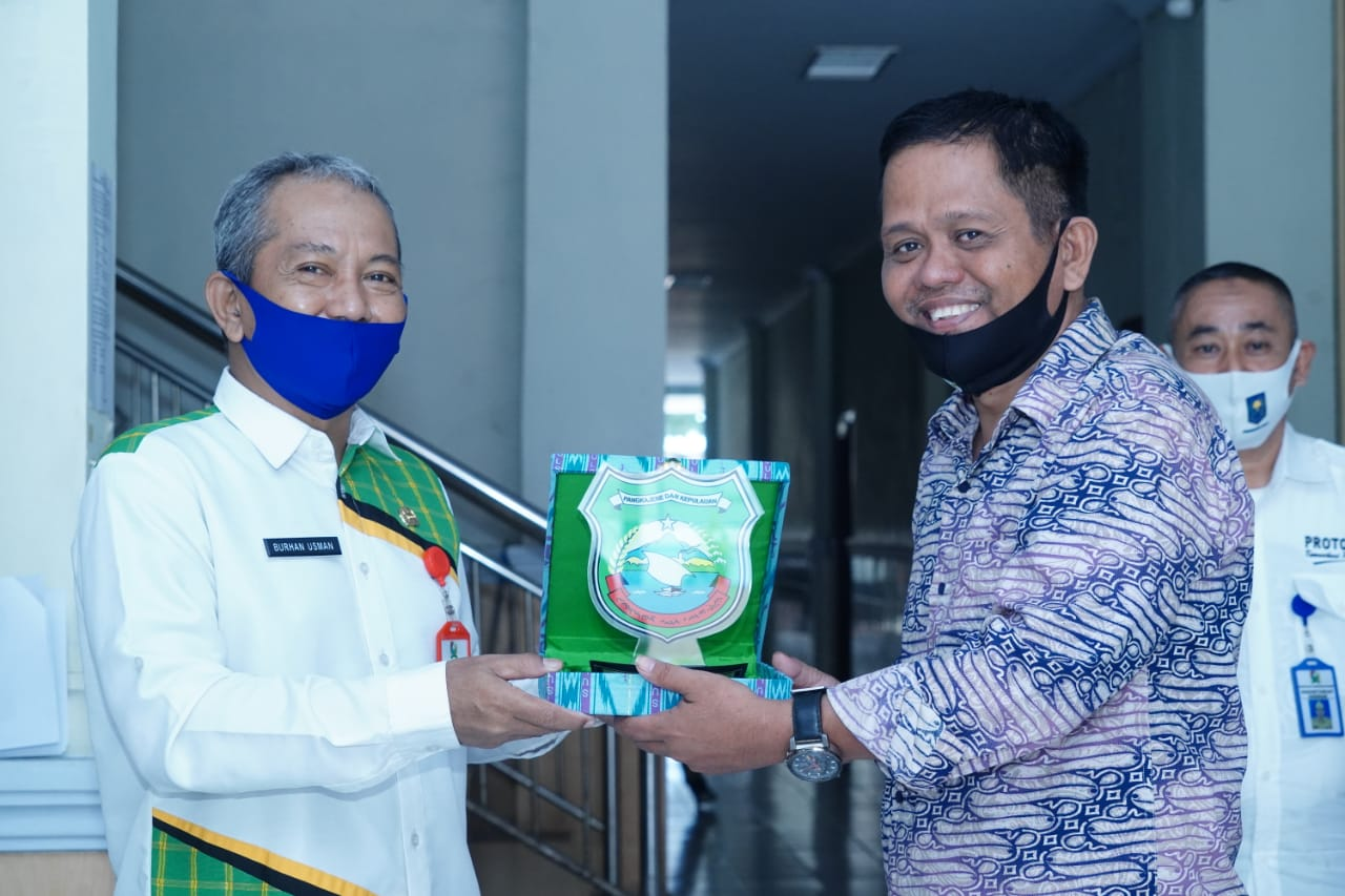 Gambar Komisi I DPRD Pangkep Kaji Banding ke Prokompi Majene