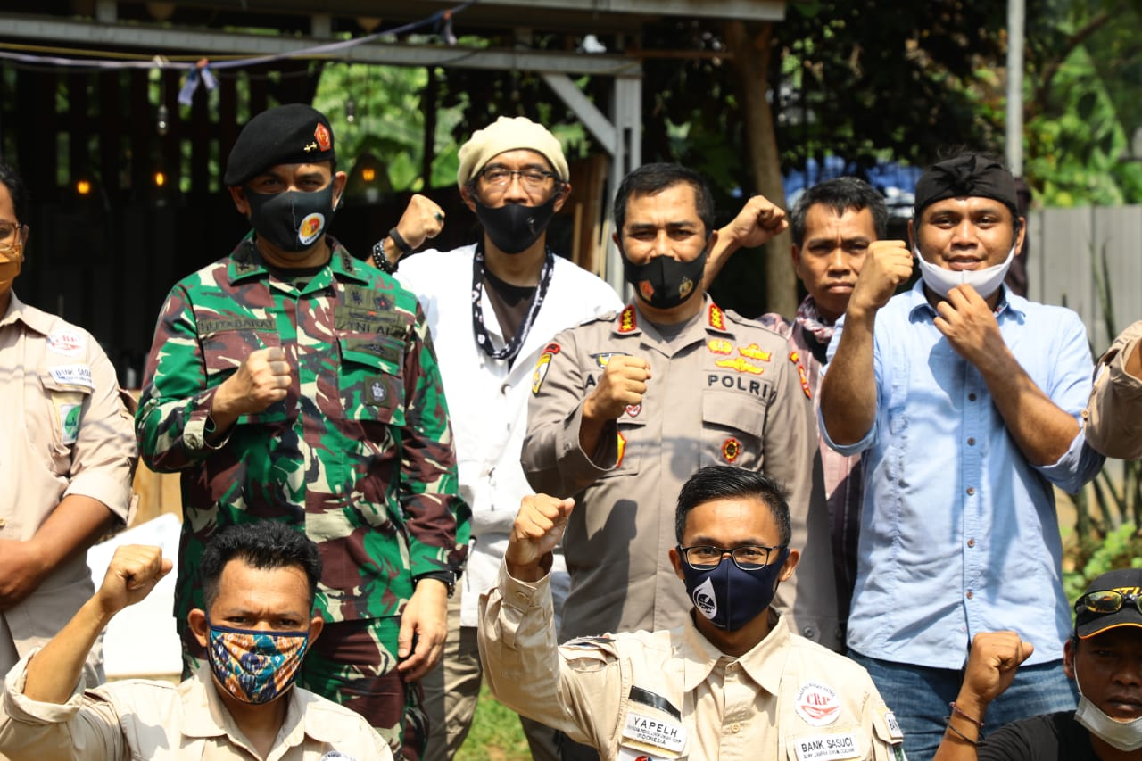 Gambar Kabaharkam Polri Beri Dukungan Pengelolaan Lahan Tidur Untuk Ketahanan Pangan Masyarakat di Tangerang