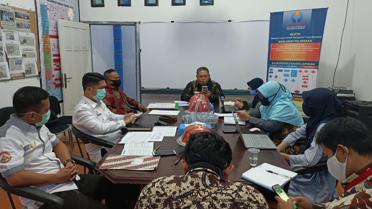 Dana BOS dan PIP Dipotong,Ombudsman Kembali Panggil Kepala SMAN 1 Matangnga