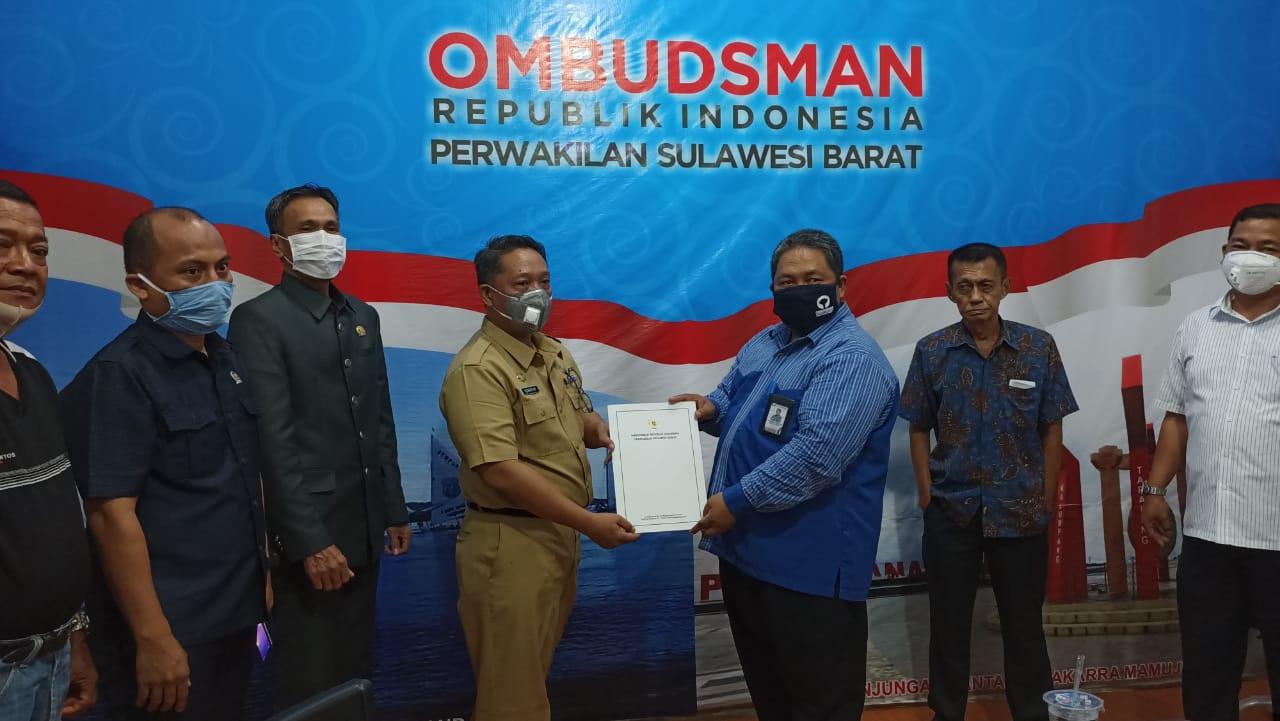 Gambar Waduh..Jalan Arteri Terancam ditutup, Ombudsman Konsiliasi Dengan Berbagai Pihak Tekait