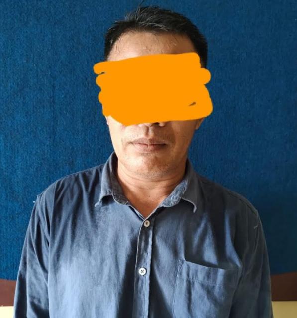 img Pria Diduga Emosi Karena Cemburu Ini Diamankan Polisi