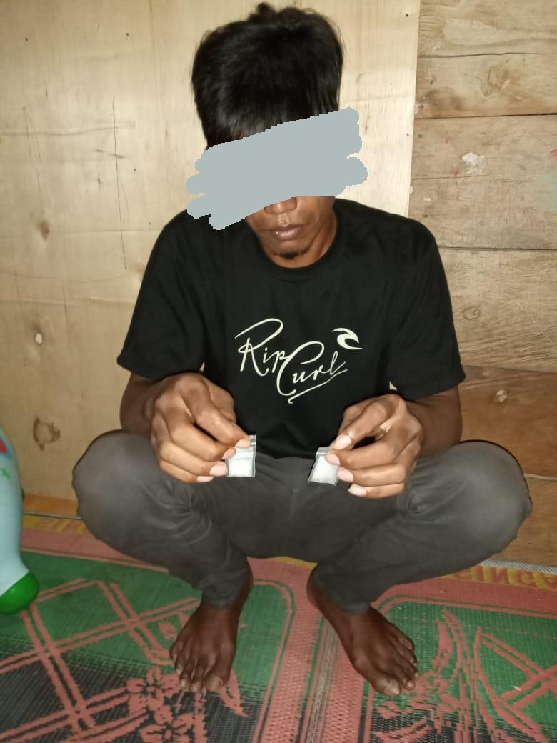 Setelah Diincar Beberapa Hari, Pemuda Inipun Ditangkap Polisi
