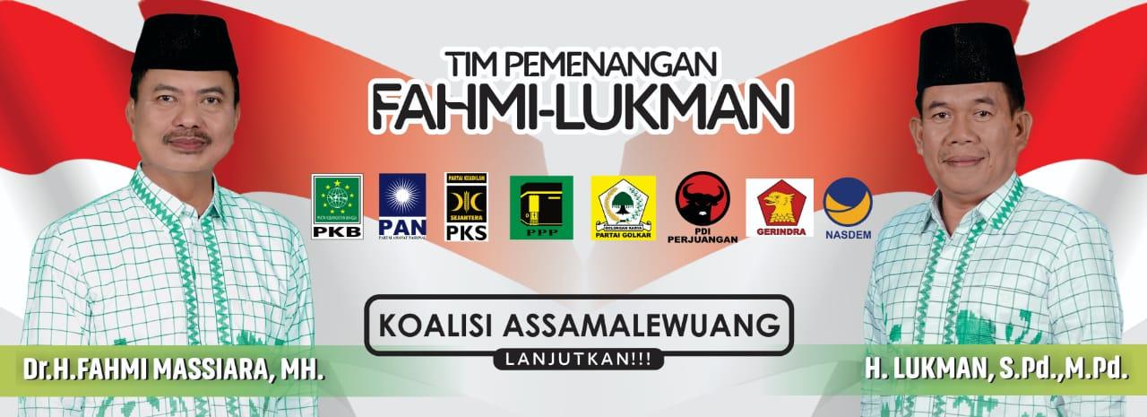 Gambar Fahmi-Lukman Kantongi Tujuh B1 KWK