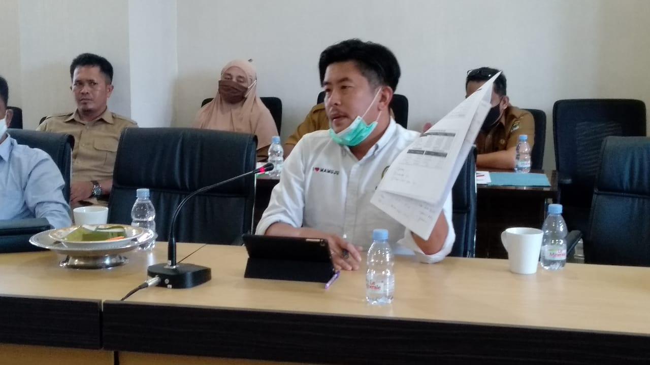 Penjualan Bongkahan Bangunan DPRD Lama Ternyata Bukan Hoax