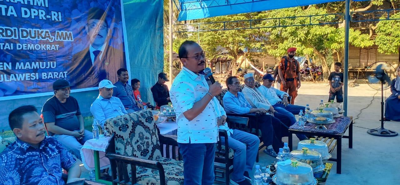 Gambar SDK Sosialisasi Empat Pilar di Kecamatan Mamuju