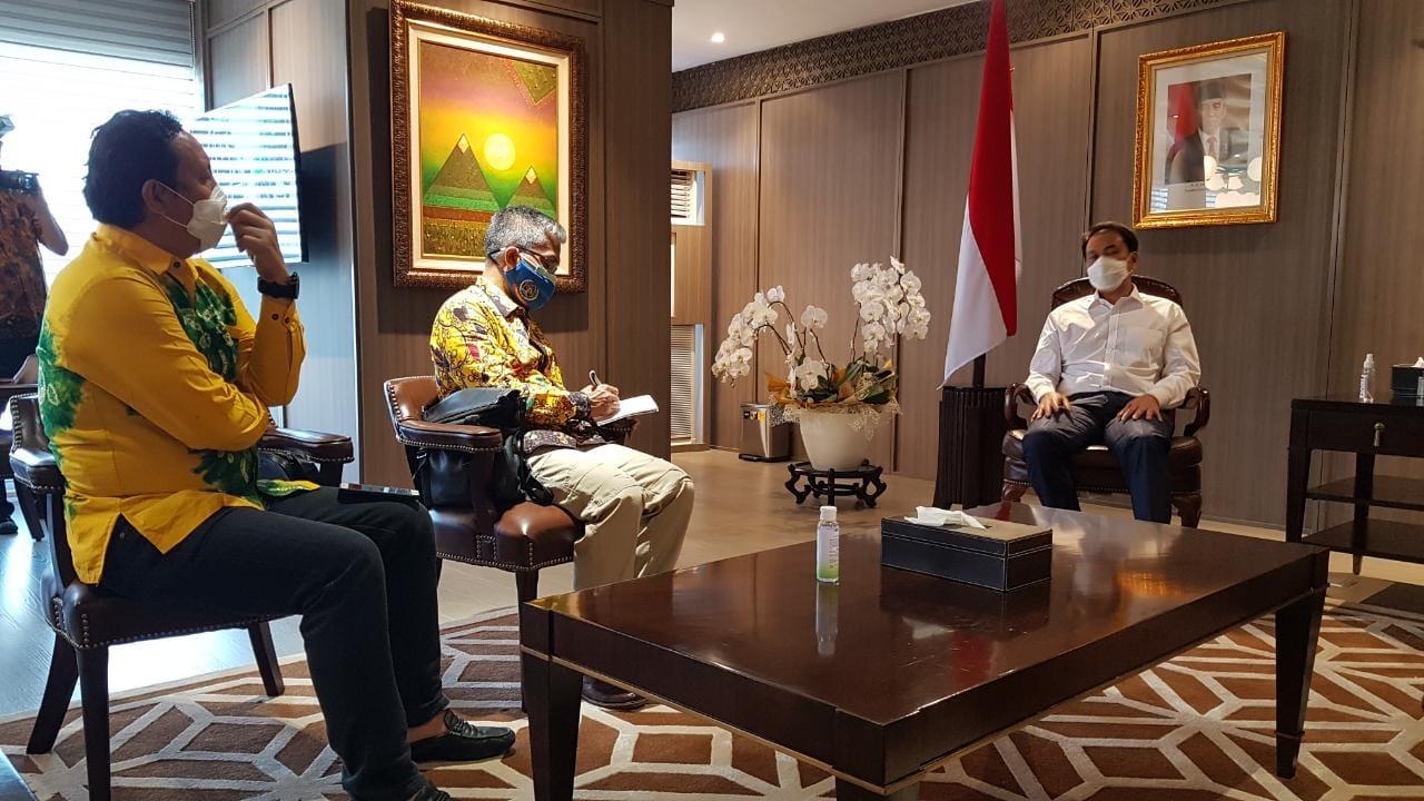 img Aziz Syamsuddin: Pensiunan ASN dan TNI-POLRI Perlu Jeda 5 Tahun Terjun ke Politik