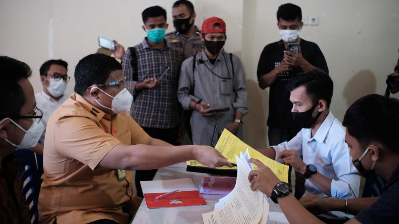 Ngeri…Kuasa Hukum Tina-Ado Laporkan 40 Bukti Dugaan Pelanggaran Pilkada