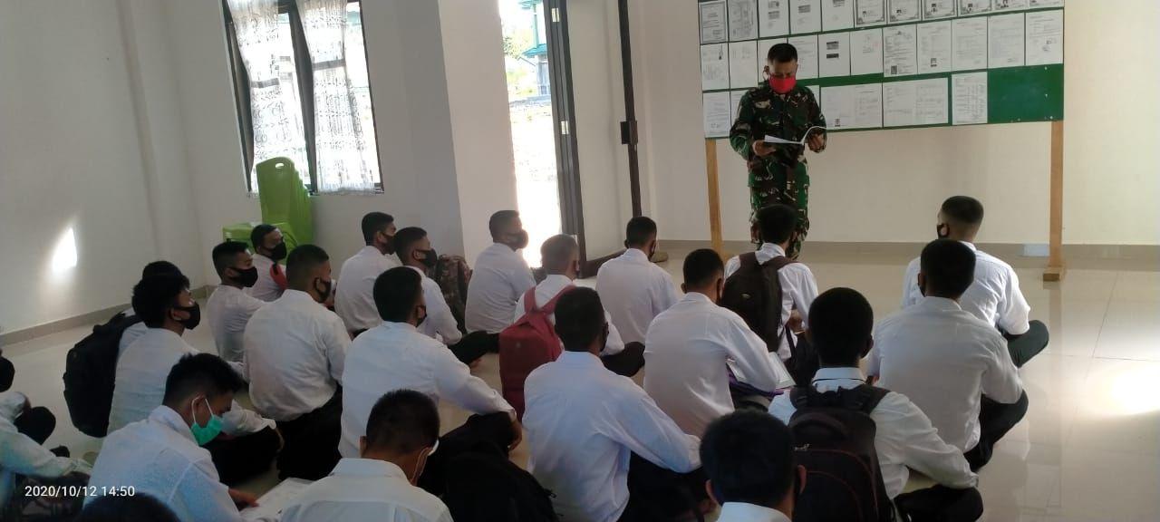 Hari Ini Ajenrem 142/Tatag Buka Pendaftaran Tamtama PK TNI AD
