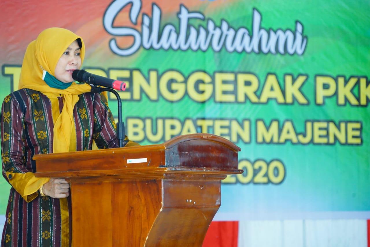 Gambar Ny Patmawati Fahmi: Majene adalah Rumah Saya
