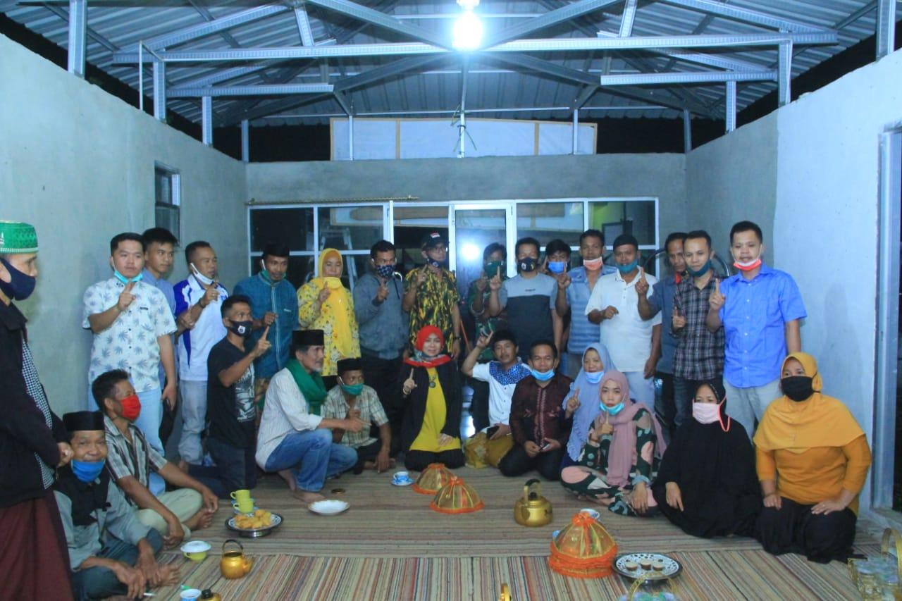 img Tim Pemenangan Patma-Lukman Mantapkan Konsolidasi di 8 Desa