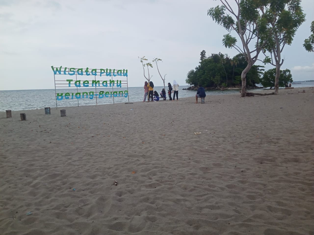 img Obyek Wisata Pantai Tae Manu Mulai Dirik