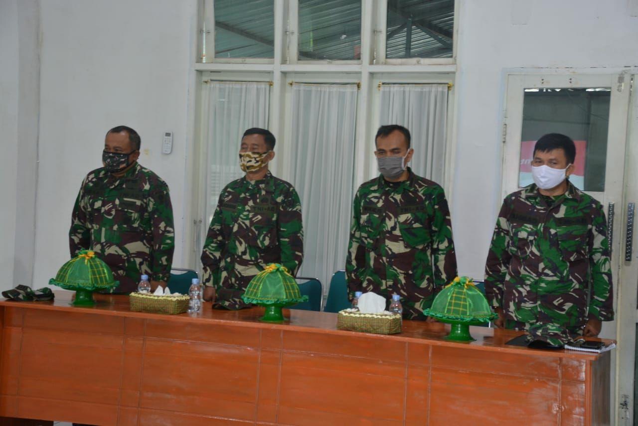 img Dandim 1418/Mamuju hadiri di acara Sosialisasi Bintal Fungsi Komando