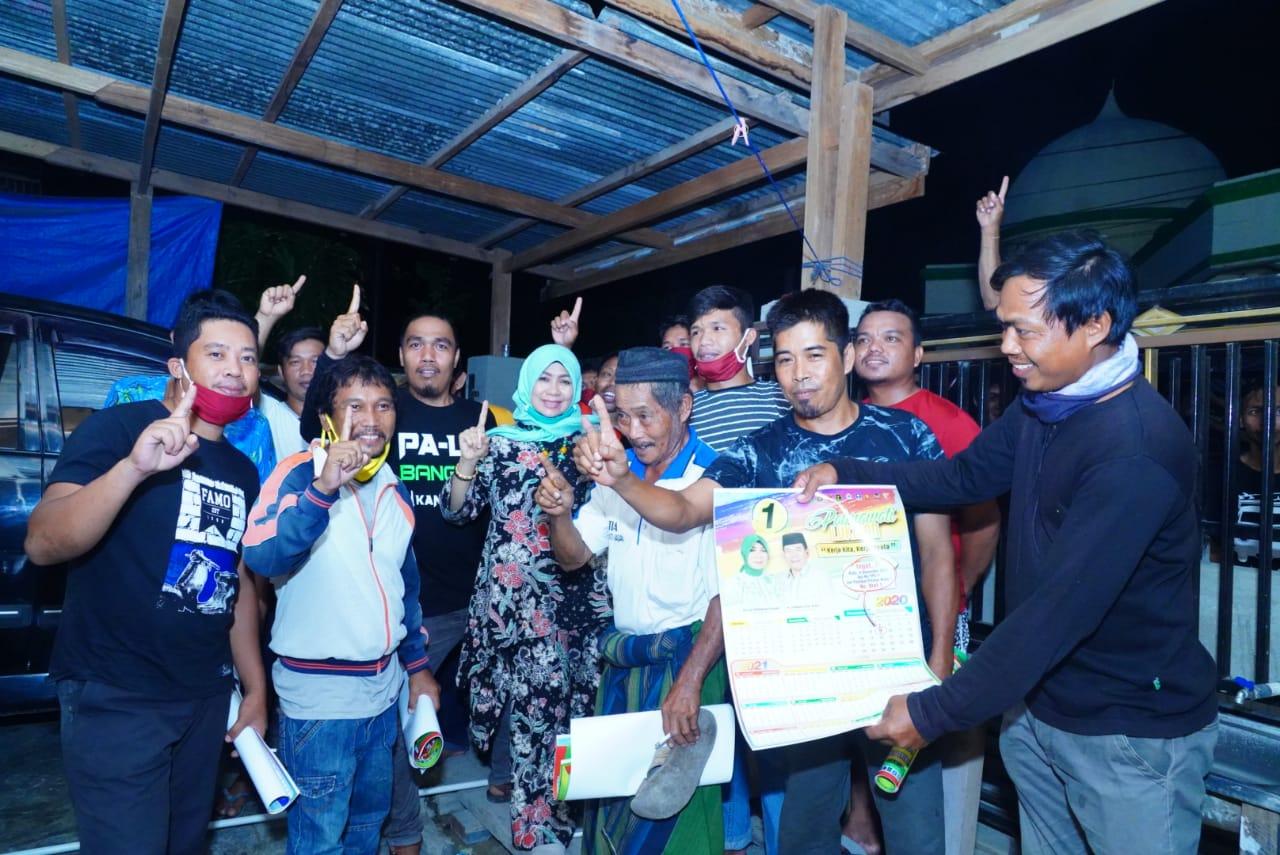 img Patmawati Fahmi Bantah Isu Banyak Pekerjakan Buruh dan Tukang dari Luar