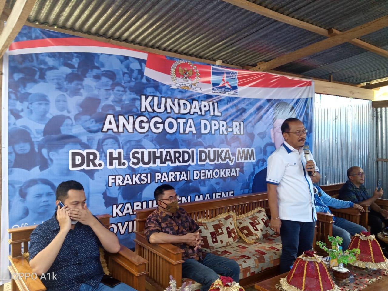 img Nelayan Majene Sampaikan Aspirasi ke SDK