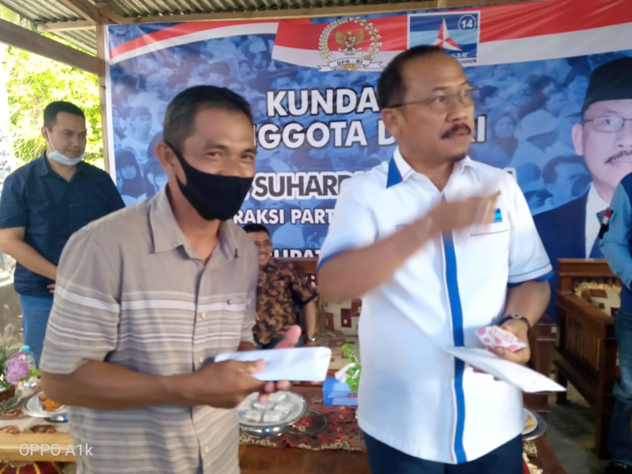 img SDK Siap Perjuangkan Usulan Petani Bawang di Pamboqborang