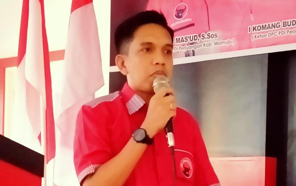 Abdul Halim: DBH Pemprov Sulbar untuk Pemkab Mamuju Benar Ada