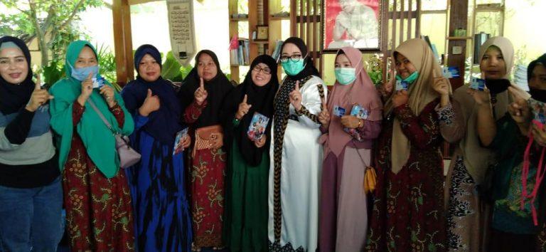 img Bagi Paguyuban Margo Mulyo, Sutinah Suhardi Sudah Bagian dari Keluarga Besar