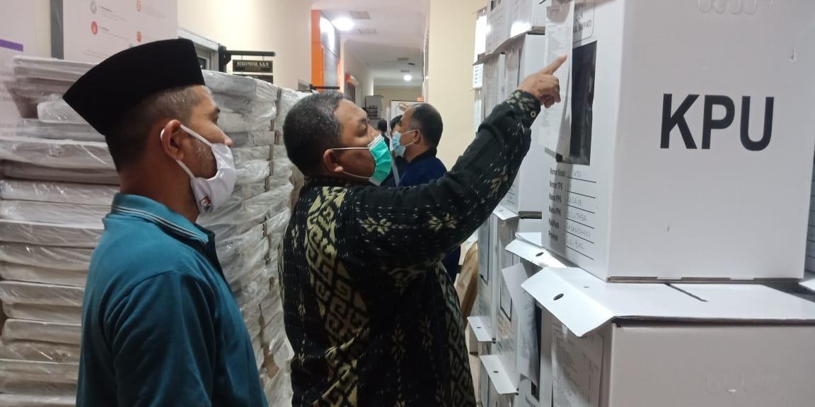 img Ombudsman, Bawaslu dan KPU Sulbar Memastikan Kesiapan Pilkada Pasangkayu